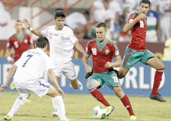 Le Onze national est passé à côté de la victoire face à l'Ouzbékistan