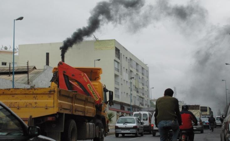 Pollution de l'air et cancer font bon ménage à Casablanca