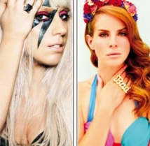 Quand les stars se clashent :  Lady Gaga vs Lana del Rel