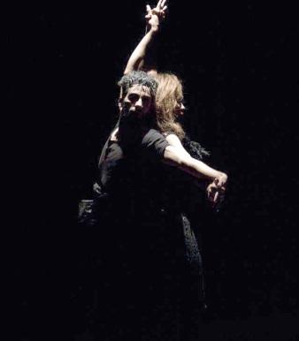 Aziz El Hakem, directeur du Festival de la danse expressive de Fès