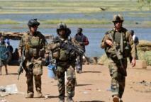 Vaste opération militaire contre les jihadistes au Mali