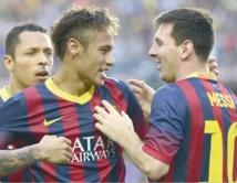 Neymar écoeure le Real pour son premier clasico