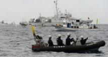 Nouvelle incursion de la Chine dans les eaux japonaises