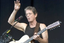 Décès de Lou Reed, légende du rock américain