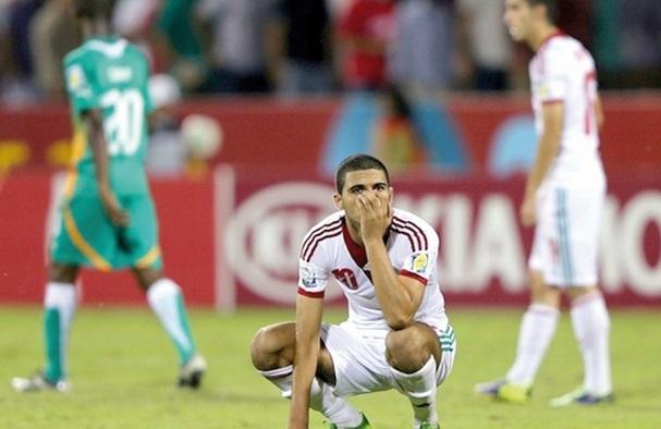 Fin de parcours pour le Onze national au Mondial U-17