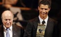 Blatter présente ses excuses à Ronaldo