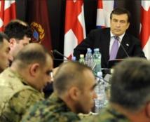 Manœuvres  militaires du NATO près de la Russie