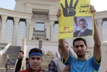 Ajournement du procès du président égyptien déchu