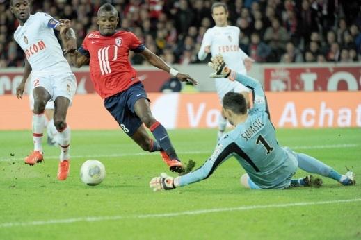 L'AS Monaco coiffée au poteau par Lille