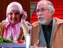 Hommage à Fatima Regragui et Salaheddine Benmoussa à Tanger