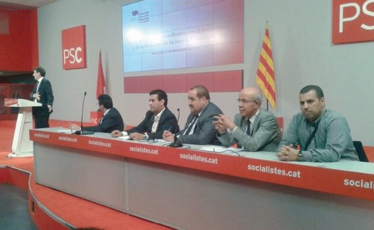 Driss Lachgar en tournée européenne pour la restructuration des instances représentatives de l'USFP
