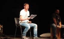 """Double représentation de """"Bye-Bye Gillo"""" de Taha Adnan à Marseille"""