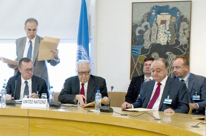 Assad reste intransigeant sur une participation à la Conférence Genève-2