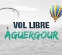 Première édition du Festival de vol libre d'Aguergour