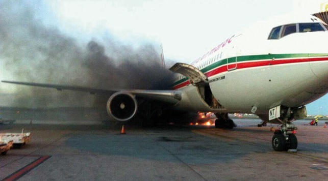 Un avion de royal air maroc fr le la catastrophe montr al for Air algerie vol interieur horaire