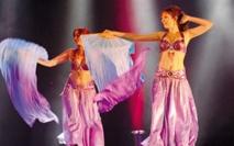 La danse orientale à l'honneur à Rabat