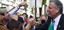 Bill de Blasio devient nouveau maire de New York