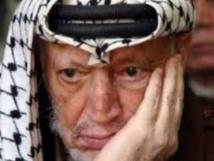 Conférence de presse  sur la mort de Yasser Arafat