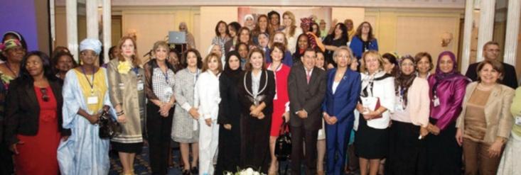 Participation marocaine au Forum des femmes d'affaires arabes et africaines à Dubaï