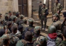 L'armée syrienne reprend une base stratégique près d'Alep