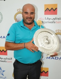 Fayçal Serghini fait bonne figure au Ghala Valley Open