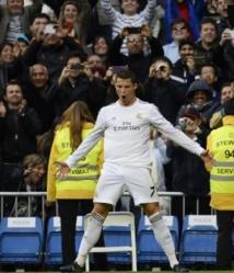 Le triplé de Crisitiano Ronaldo