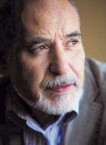 Tahar Benjelloun, président du jury du Festival du film transsaharien de Zagora