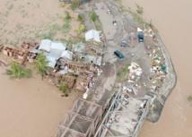 Opérations de secours difficiles aux Philippines