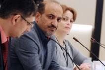 L'opposition syrienne accepte de participer à Genève 2