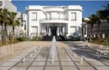 Batoul Marouani à la Villa des arts