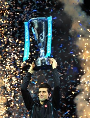 Djokovic remporte son troisième Masters