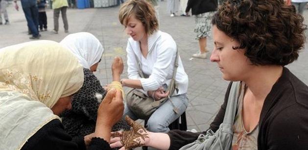 Plus de touristes et moins de recettes pour Marrakech
