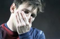 Les regrets de Lionel Messi