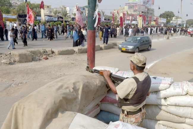 L'Irak célèbre l'Achoura dans le sang