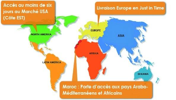 Le Maroc appelé à diversifier ses échanges