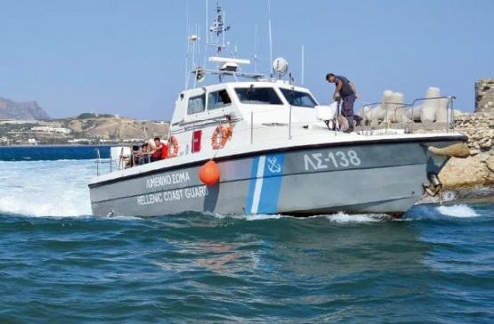 Naufrage d'un bateau de migrants au large de la Grèce