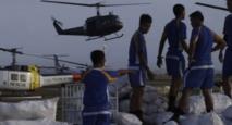 L'aide internationale s'accélère aux Philippines