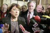 Martine Aubry plébiscitée par la gauche
