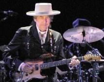 Bob Dylan décoré de la Légion d'honneur