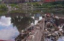 La rivière Riachuelo, l'un des lieux les plus pollués du monde
