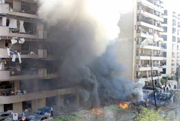 Au moins 22 morts dans un attentat à Beyrouth