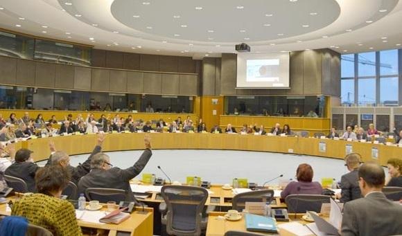 Signature à Bruxelles de l'accord de pêche Maroc-UE