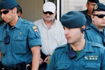 Galvan purgera sa peine en Espagne
