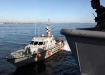 Incursion d'un navire espagnol à Gibraltar