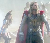 """Le dieu """"Thor"""" au firmament du box-office nord-américain"""