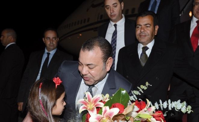 Les Marocains d'Amérique réservent un accueil triomphal au Souverain