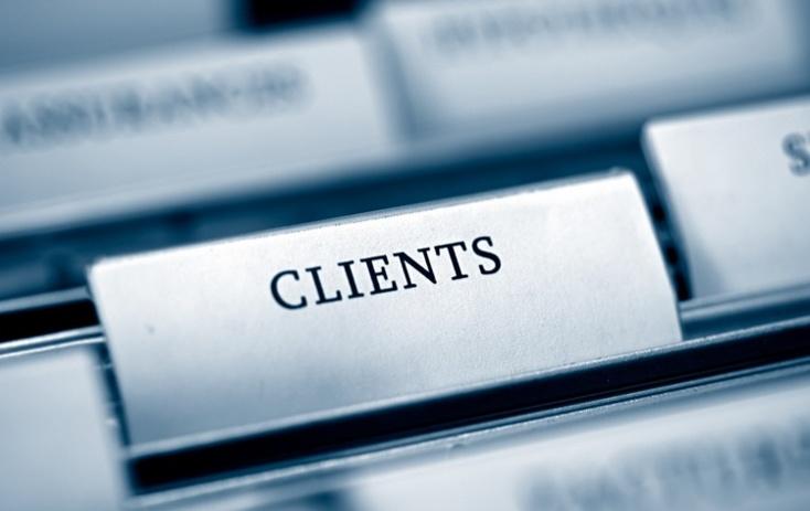 Les fichiers des clients des banques et organismes de crédit en question