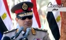 Sissi n'exclut pas de se présenter à la présidentielle