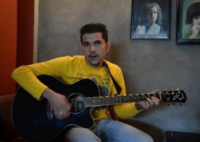 Une école du rock à Kaboul, un nouveau visage de l'Afghanistan