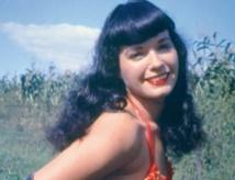 Les célébrités décédées qui gagnent le plus d'argent : Bettie Page
